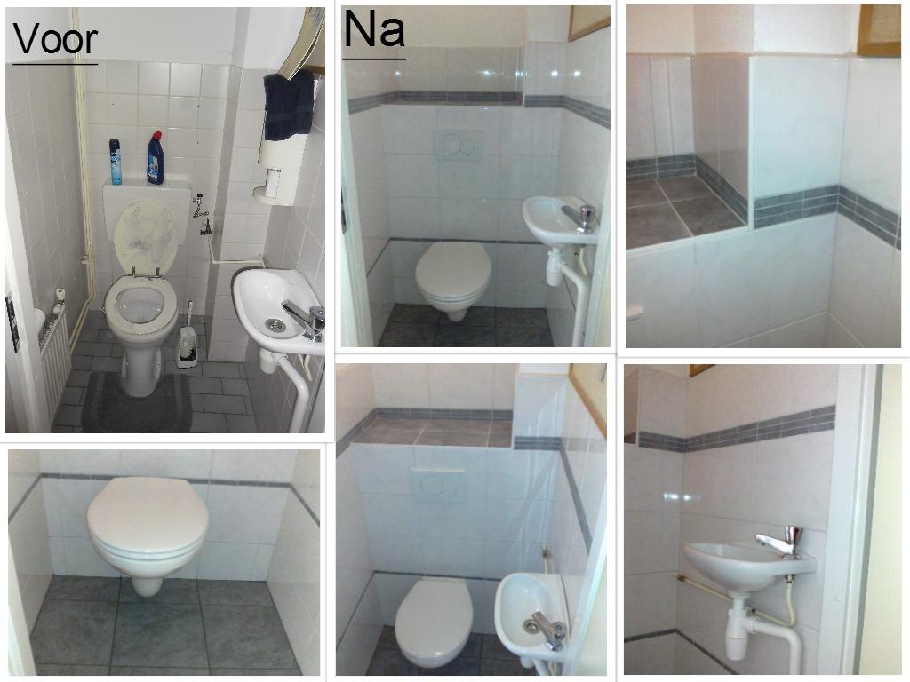 Badkamer en toilet | Klussenbedrijf Verduin | Klussen | Onderhoud ...
